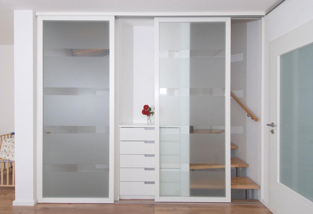 gleitt ren trennw nde und schrankm bel von der schreinerei werner. Black Bedroom Furniture Sets. Home Design Ideas