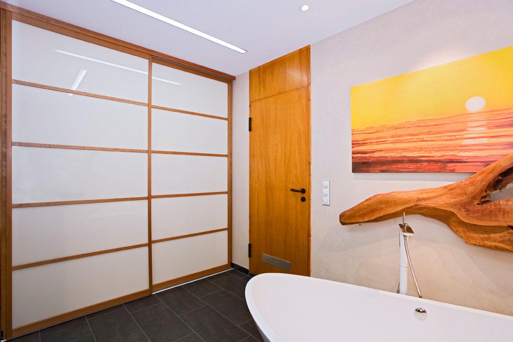 einbauschränke - eichenhaus gleittüren schränke raumteiler, Badezimmer
