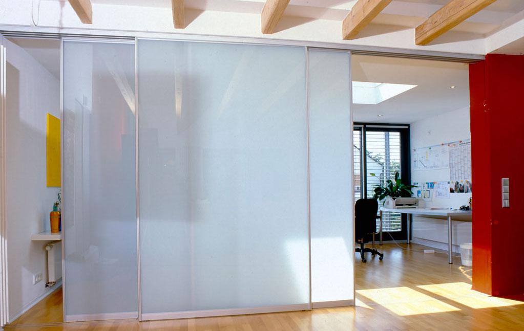 Raumteiler & Windfang - Eichenhaus Gleittüren Schränke Raumteiler